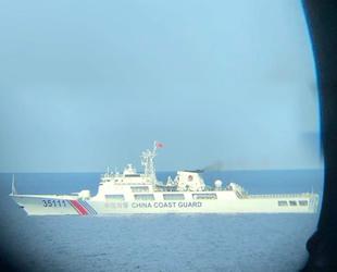 Çin gemileri, Doğu Çin Denizi'nde Japonya karasularına girdi