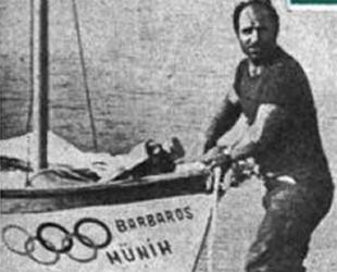 Kayhan Çındemir, 1972 Münih Olimpiyatları'na kayıkla neden gidemedi?
