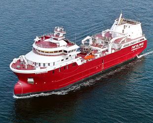 Tersan Tersanesi, canlı balık taşıyıcısı Bjørg Pauline'i Nordlaks'a teslim etti