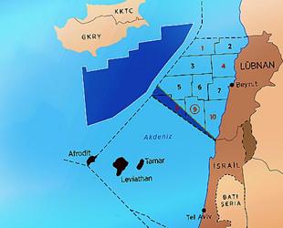 Lübnan, İsrail'le deniz sınırını genişletmek istiyor