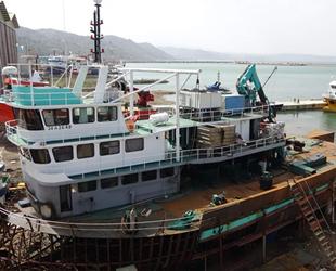 Yeni Çamburnu Tersanesi'ne tekne siparişi arttı