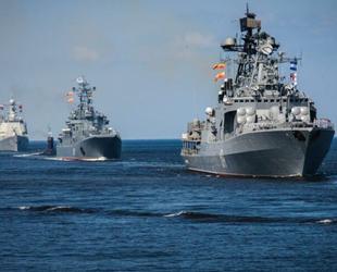 Rusya, Karadeniz'de tatbikat gerçekleştirdi