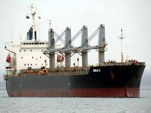 TMSF'nin ihaleye çıkardığı M/V ERA S isimli kuruyük gemisi 7 milyon dolara satıldı