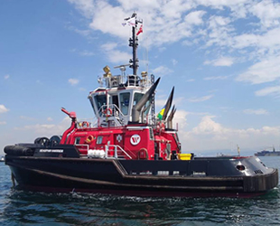 Sanmar, Seaspan'a ikinci römorkörü de teslim etti