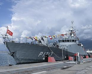 23 adet savaş gemisi, 23 Nisan'da 23 limanı ziyaret edecek