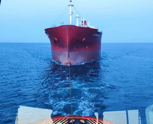 CLIPPER VENUS isimli LPG tankeri, Marmara Denizi'nde arızalandı