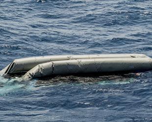 Akdeniz'de göçmenleri taşıyan bot battı: 100 ölü