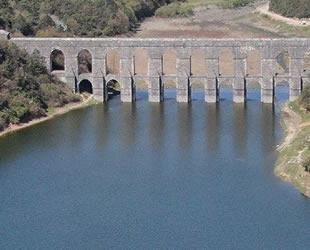 İstanbul'un barajlarındaki doluluk oranı yüzde 81.11'e yükseldi