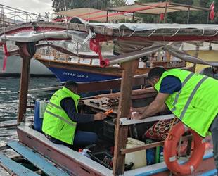 Halfeti'deki gezi tekneleri, takip sistemi ile kontrol altına alınacak