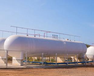 Rafineriler, boru hattıyla LPG depolayabilecek