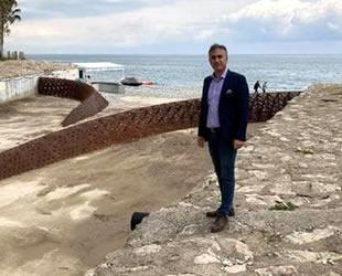Atık tutucu sistem, 4.5 ton atığı denize ulaşmadan yakaladı