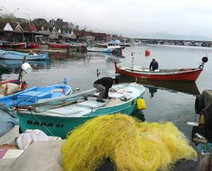 Av sezonunun bitmesi kıyı balıkçılarını sevindirdi
