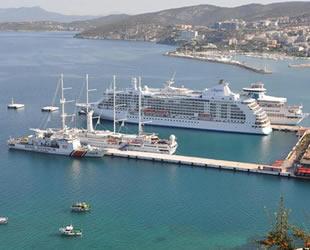 Onlarca kruvaziyer gemisi, Türkiye'yi rotadan çıkardı