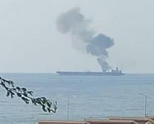 Doğu Akdeniz'de İran petrol tankerine saldırı: 3 ölü