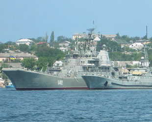 Ukrayna, Türkiye'nin düzenleyeceği deniz tatbikatına katılacak