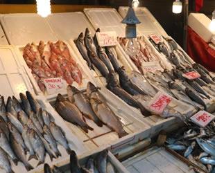 Av yasağı, Mersin'de balık fiyatlarına yansımadı