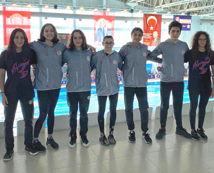 Antalyasporlu yüzücüler, Milli Takım için kulaç attı