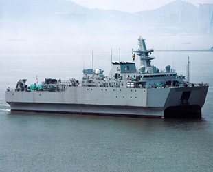 Çin, yeni denizaltı karşıtı tespit gemisi inşasına başlıyor