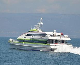 Bursa-İstanbul deniz otobüsü seferlerine ara verilecek
