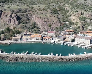 Assos Antik Liman, 'afet bölgesi' ilan edildi