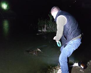 Van Gölü'nde kaçak av denetimi gerçekleştirildi