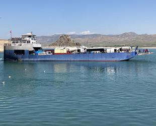 Tunceli-Elazığ feribot seferlerinin hareket saatleri yeniden düzenlendi