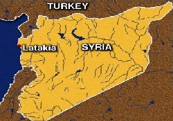 Lazkiye Limanı'nda patlama: 1 ölü