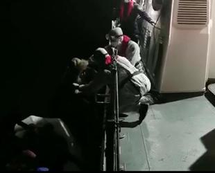 İzmir'de 22 düzensiz göçmen kurtarıldı