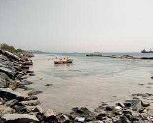 Kartal ve Pendik'te deniz yüzeyinde kirlilik oluştu
