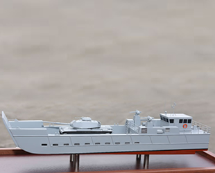 ADİK, Katar için ilk mekanize çıkarma gemisinin inşasına başlıyor