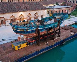Barca Nostra isimli facia teknesi anıta dönüşüyor
