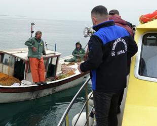 Ordu'da av yasağına karşı sıkı denetimler sürüyor