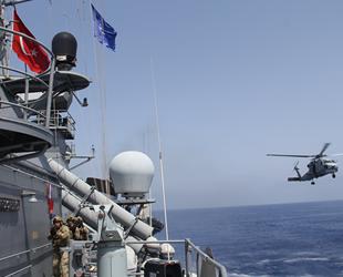 Deniz Muhafızı Odak Harekatı devam ediyor