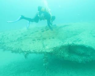 Karasu'daki Hitler'in denizaltısı turizme kazandırılacak