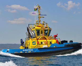 Sanmar, Albatros römorkörünü teslim etti