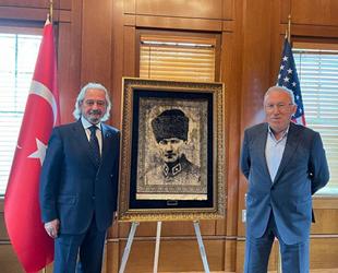 Aret Taşçıyan: Türk Pandi dünya denizlerinde Türk bayrağını itibar ile dalgalandırıyor