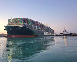 Ever Given gemisinin yarattığı hasarın neticelendirilmesi birkaç yılı bulacak
