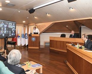 İMEAK DTO Mayıs Ayı Olağan Meclis Toplantısı gerçekleştirildi