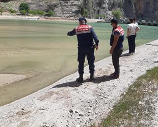 Adana'daki balık ölümlerinin nedeni belli oldu