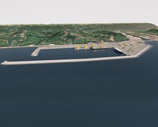 İyidere Lojistik Limanı Projesi, 3 yılda tamamlanacak