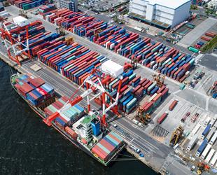 EİB, Nisan ayında 1 milyar 373 milyon dolarlık ihracata imza attı
