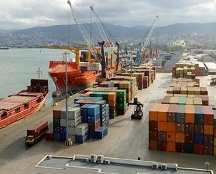 Nisan ayında limanlarda elleçlenen yük miktarı arttı