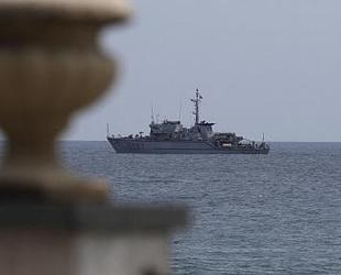Türk ve İtalyan balıkçı tekneleri arasında sıcak temas yaşandı