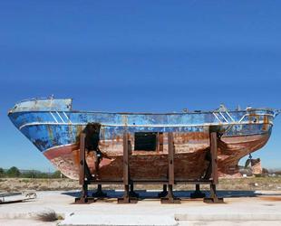 Göçmenlerin hayatını kaybettiği tekne, anıt oluyor