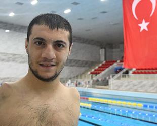 Beytullah Eroğlu, Tokyo Paralimpik Oyunları'na iddialı hazırlanıyor