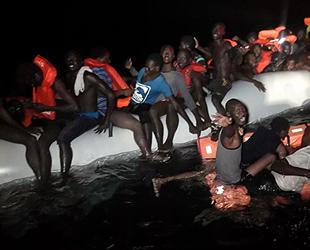 Libya'da yakalanan 650 göçmen zorla geri gönderildi