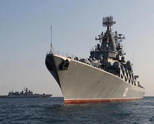 Rusya ve Kazakistan, Hazar Denizi'nde ortak tatbikat düzenliyor