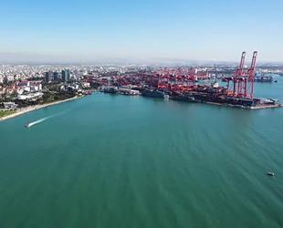 Mersin Limanı Genişleme Projesi'ne mahkeme 'Dur' dedi