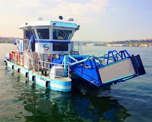 Marmara'da deniz salyasına karşı ortak mücadele başlatıldı