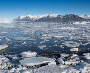 Eriyen buzullar, son 20 yılda deniz seviyesini yüzde 20 artırdı
